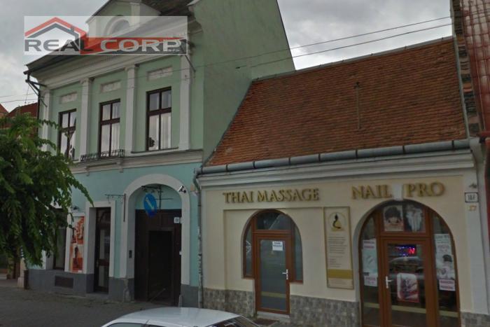 Reality Polyfunkčný objekt Trnava-Centrum, 1357 m2, Cena: 615.000 EUR