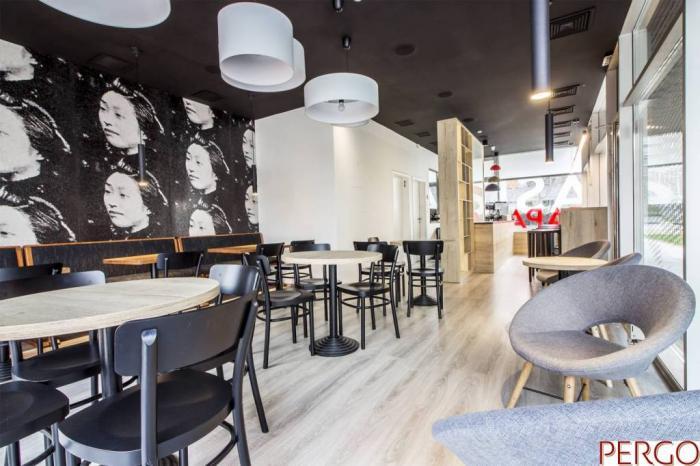 Reality Predaj kompletne zariadenej reštaurácie v Ružinove