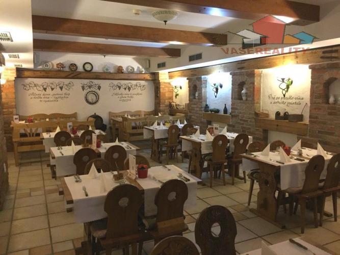 Reality Reštaurácia-vináreň v priamom centre mesta Piešťany