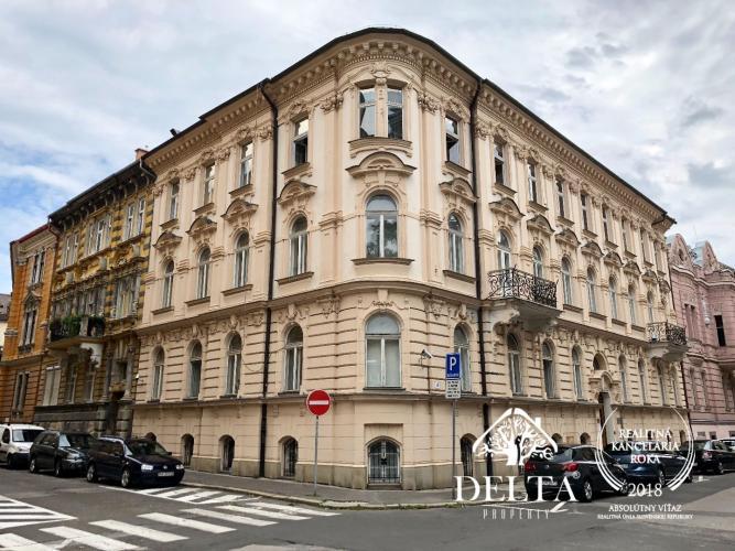 Reality DELTA - Historická administratívna budova, Staré mesto