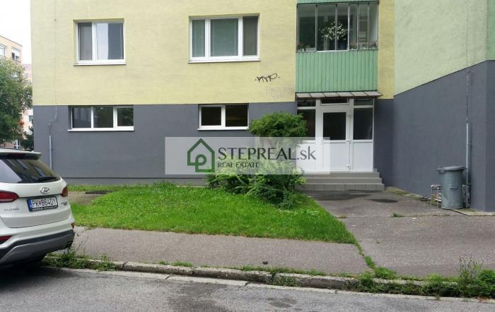 Reality Nebytový priestor na Ambroseho 8 v Petržalke – 91 m2