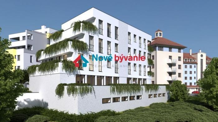 Reality Obchodný priestor s krásnou terasou v novostavbe ....Belveder