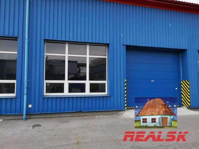 6a13a991b Reality Prenájom 660m2 skladových priestorov + kancelárie