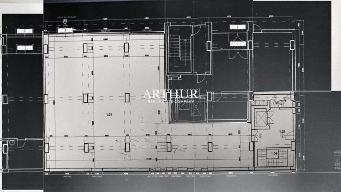 Reality ARTHUR - Predaj perspektívneho dvojpodlažného obchodného priestoru na terase v Petržalke,