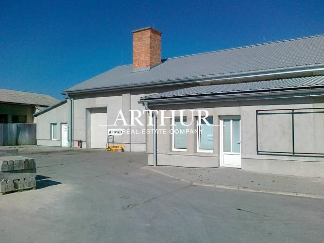 Reality ARTHUR - Podnikateľské priestory na predaj