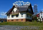 Reality Rodinný dom - Penzión priamo vo Vysokých Tatrách - Nový Smokovec plne v prevádzke s kompletný