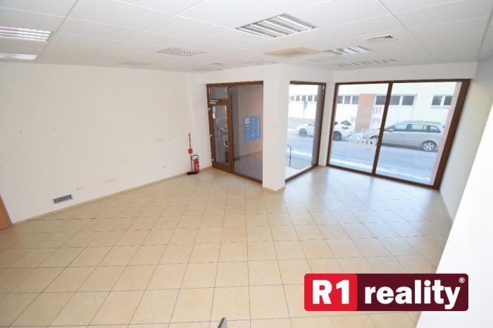 Reality Komerčný obchodný priestor v centre Piešťan