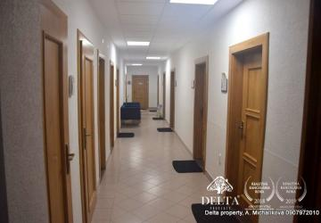 Reality DELTA - Kancelárske priestory na námestí v Poprade