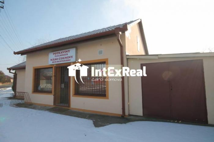 Reality Na predaj  budova na obchod, služby,  Čierny Brod
