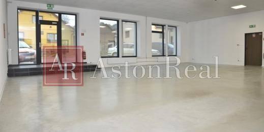 Reality Obchodné priestory na predaj 39,28m2  Martin Priekopa v Novostavbe