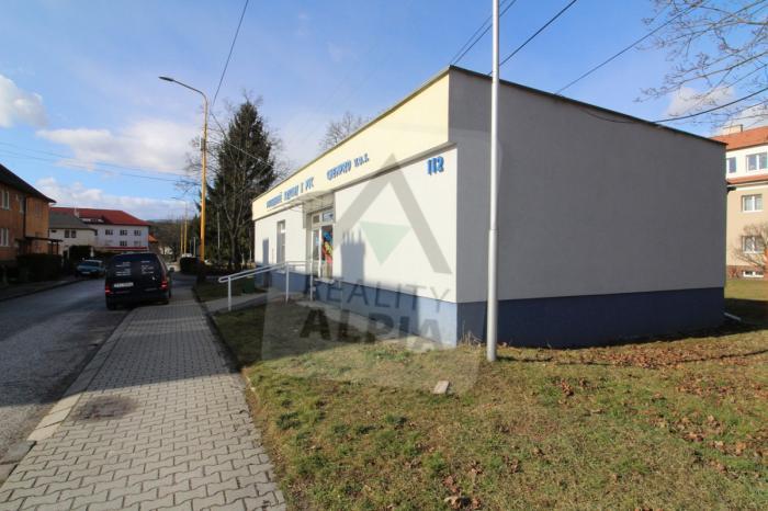 Reality Obchodné priestory, Nováky