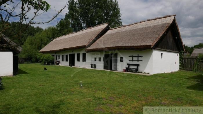 Reality Prírodná rodinná usadlosť s 57 árovým pozemkom pri Gabčíkove