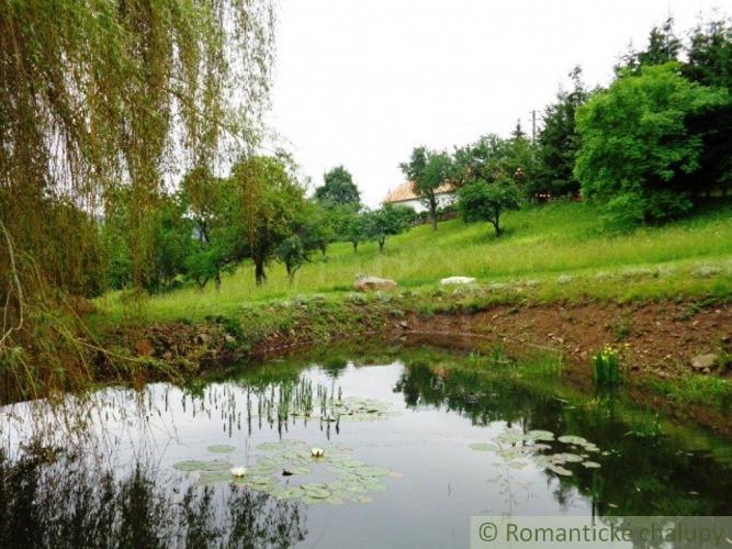 Reality FANTASTICKÁ CENA !!! Chalupa v čarokrásnom romantickom prostredí pod lesom