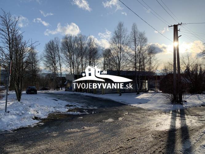 Reality Budova s pozemkom na predaj v obci Štôla vo Vysokých Tatrách