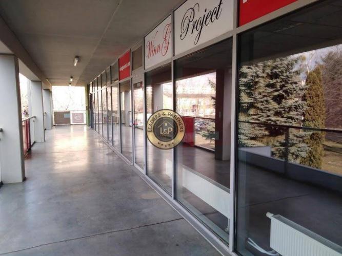 Reality Prenájom obchodných priestorov-ZUZKIN PARK,420m2
