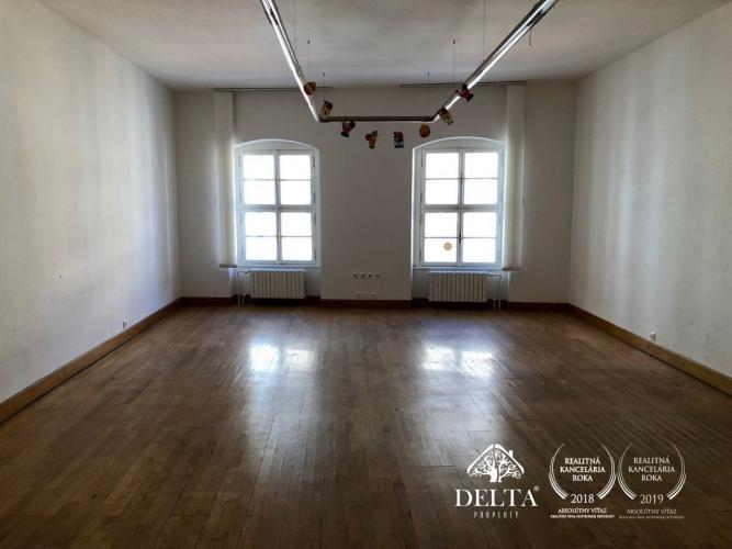 Reality DELTA | Kancelárske a obchodné priestory v centre, Michalská, Bratislava