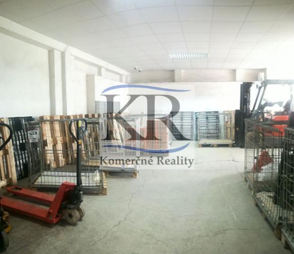 Reality 172 m2 - Sklad na PRENÁJOM, Trenčín, Za mostami