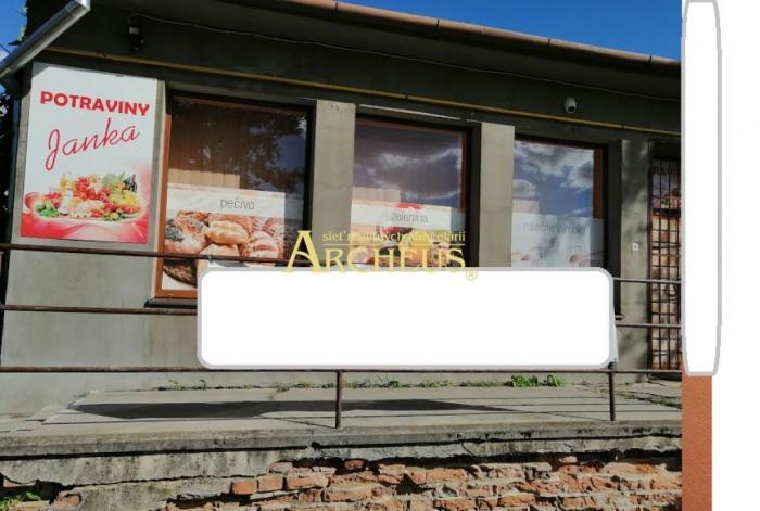 Reality Podnikateľský objekt Dolné Otrokovce - Hlohovec