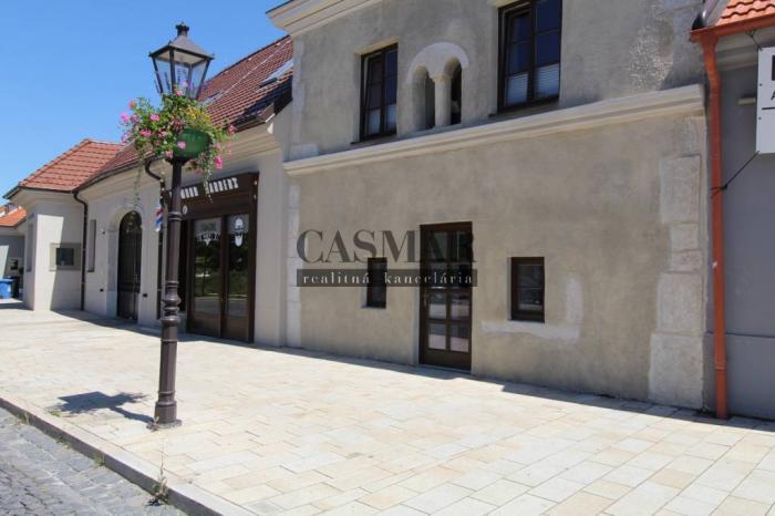 Reality CASMAR RK - Exkluzívny priestor v centre mesta TOP!!!