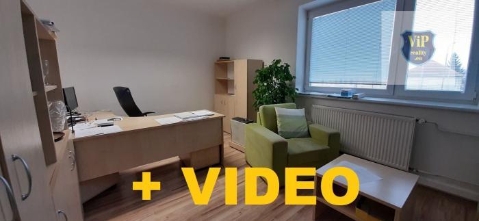 Reality VIDEO.Investičná príležitosť- Administratívna budova ,sklady, parkovisko- Zvolen