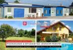 Reality Polyfunkčný areál / investičná príležitosť - Nitra