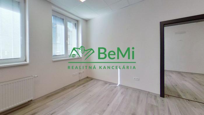 Reality BeMi reality Vám ponúka na prenájom komerčný priestor na Jarkova ulici v Prešove.041-28-RAS