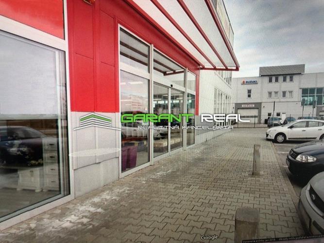 Reality GARANT REAL - predaj komerčný objekt, obchodné centrum Trnava