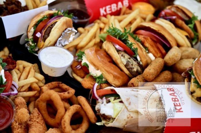 Reality Odstúpenie FAST FOOD prevádzky KOŠICE - CENTRUM (79/20)