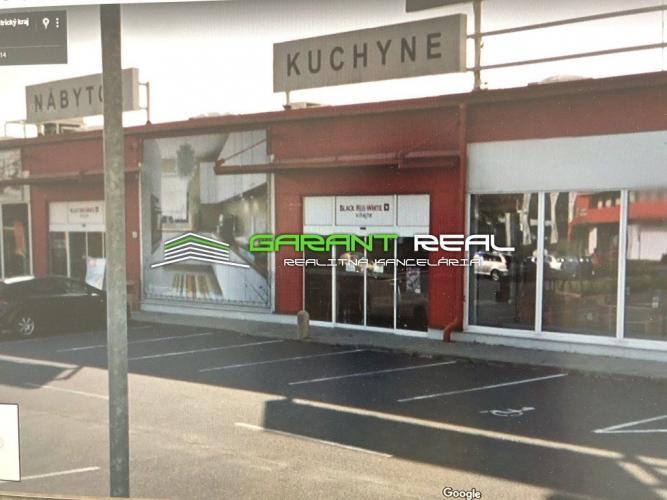 Reality GARANT REAL predaj komerčný objekt, obchodné centrum Zvolen