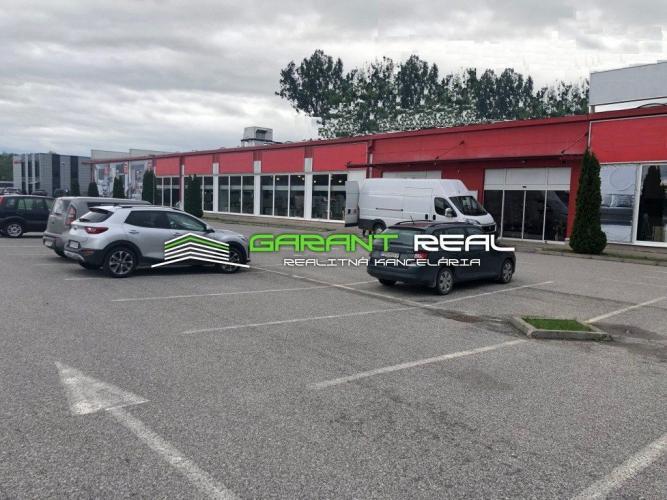 Reality GARANT REAL - predaj komerčný objekt, obchodné centrum, Prešov