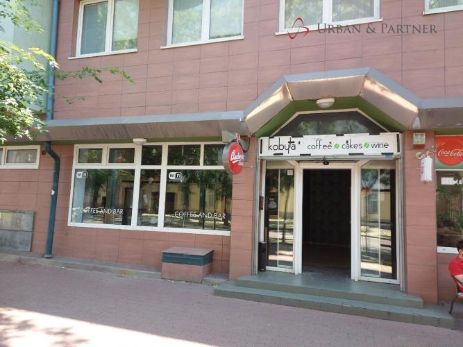 Reality Atraktívny obchodný priestor na Vazovej ulici