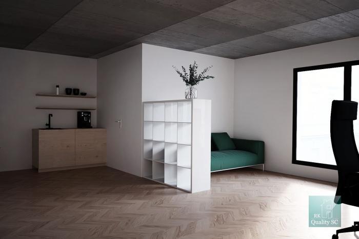 Reality SENEC – NA PRENÁJOM – kancelársky priestor v novostavbe v úplnom centre – ul. 1. Mája v SE
