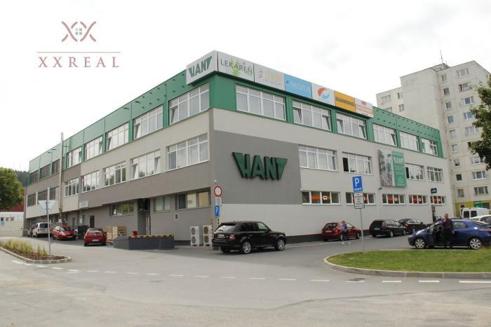 Reality PRENÁJOM - kancelárske priestory pre podnikanie v komplexe AB HLINY, PB