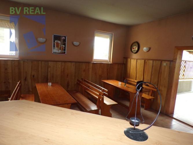 Reality BV REAL Na predaj polyfunkčný objekt 333 m2 Bystričany časť Vieska 70065