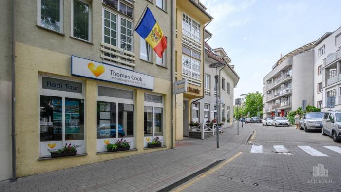 Reality Veľký obchodný priestor s výkladom do ulice - Staré Mesto