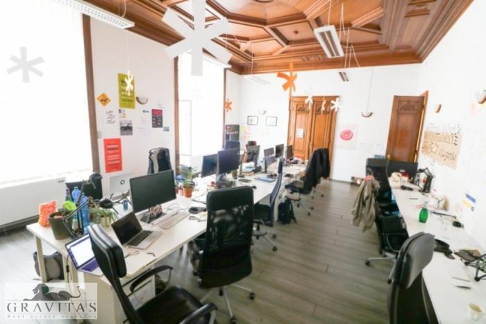 Reality Na prenájom kancelárske priestory v centre o výmere 321 m2