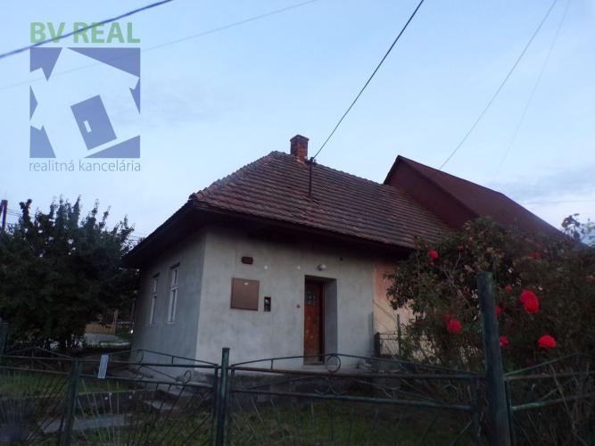 Reality BV REAL Na predaj podnikateľský objekt 139 m2 Cigeľ okres Prievidza 70132