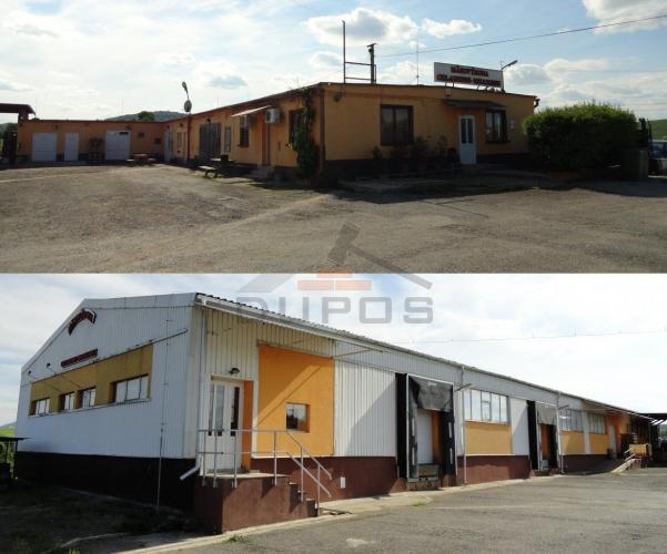 Reality DUPOS - Príprava 6. kola dražby areálu mäsovýroby - Fiľakovo