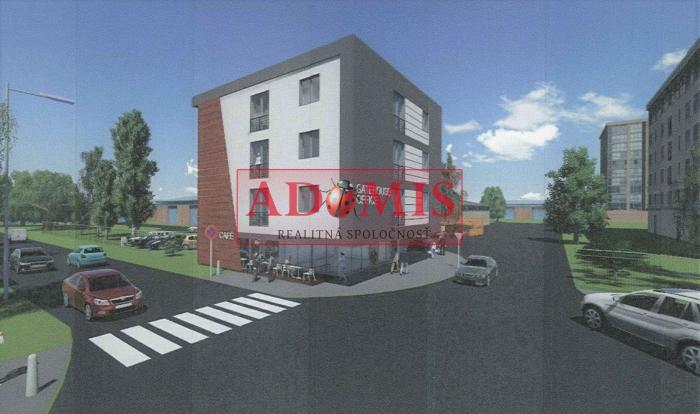 Reality predám Komerčná budova pre obchod, ambulancia, kancelária, Košice mesto