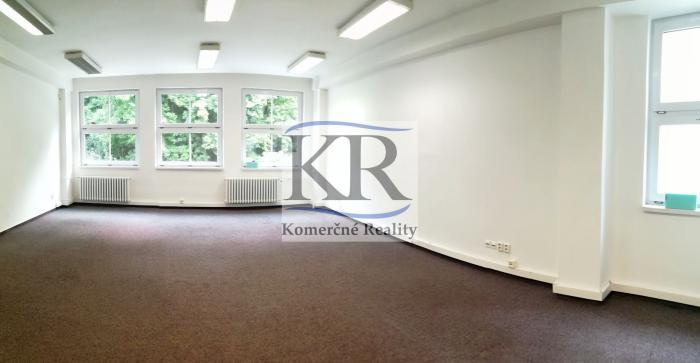 Reality 67,5 m2 Administratívne priestory na PRENÁJOM, Trenčín - centrum