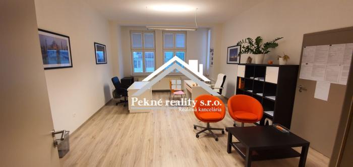 Reality Prenájom kancelárskych priestorov v centre Zvolena