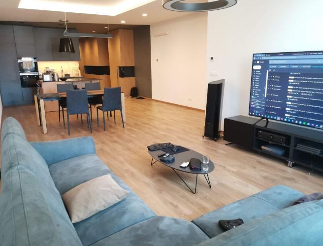 Reality Apartmany kompl. rekonštrukcia na Zamockej ul v Bratislave pod hradom. 183m2
