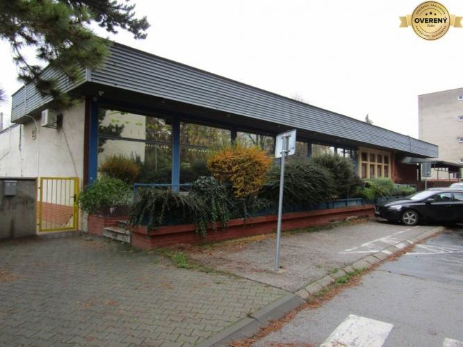 Reality Predaj obchodno-prevádzkového objektu, pozemok 957 m2, Dunajská Lužná