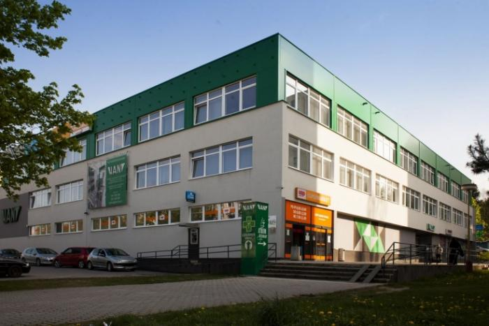 Reality Prenájom kancelárskych priestorov v administratívnom komplexe AB Hliny, Považská Bystrica