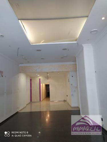 Reality Predaj obchodný priestor v centre, 117 m2, Obchodná ul. Bratislava