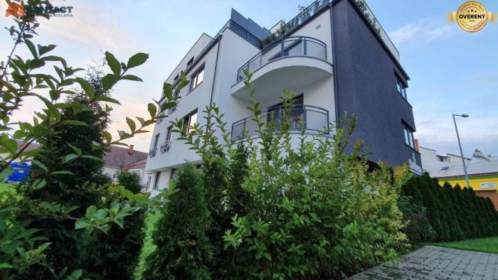 Reality Luxusné nebytové priestory s terasou v centre mesta