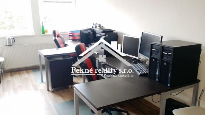 Reality Prenájom kancelárskych priestorov vo Zvolene