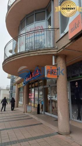 Reality Obchodný/komerčný priestor na predaj v Galante