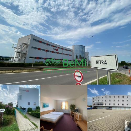Reality 4 - podlažná budova v Nitre - Chrenová ,penzión LUX ID 189-110-MIG