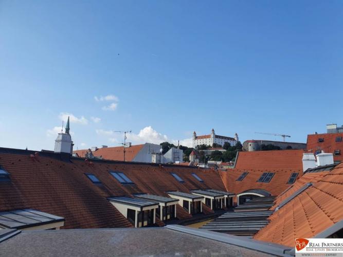 Reality REB.sk Na prenájom komfortný priestor 115 m2 v Starom Meste